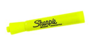 Sharpie Highlighter
