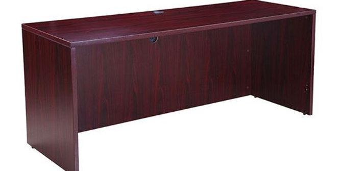 Hi-Top Credenza Desk 71x24