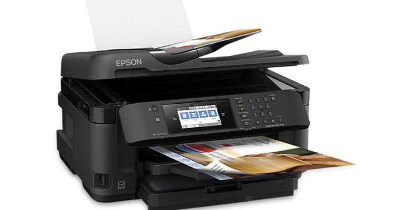 Epson WorkForce WF-7710 Wireless All-In-one Printer
