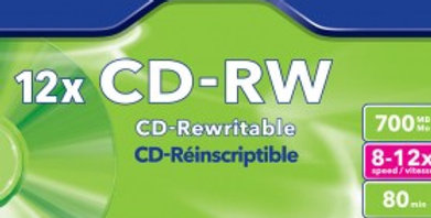 CD-RW Jewel case