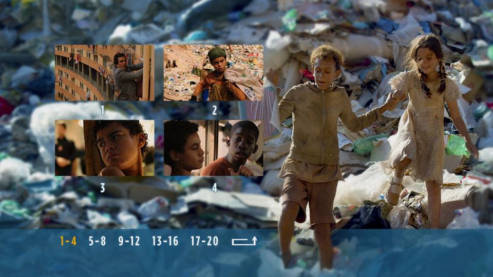Trash - Scenes