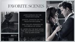50 Shades of Grey - Scenes