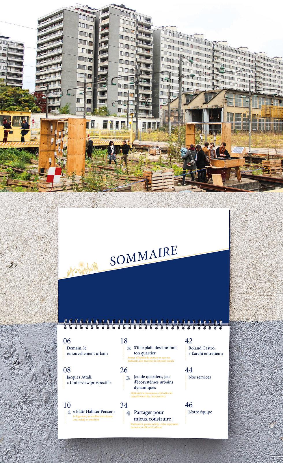 prospective, tendances, urbanisme, architecture, contenu, enjeux, cahiers de tendances, graphisme