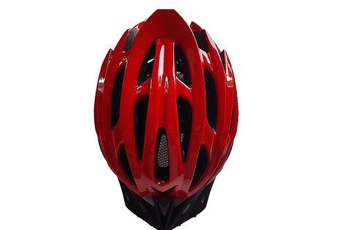 Red helmet top
