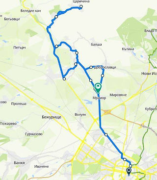 Route map Sofia-Tsarichina.jpg