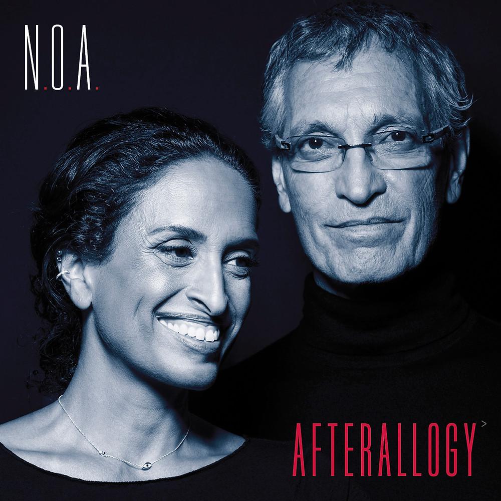 Afterallogy Album Cover - Noa