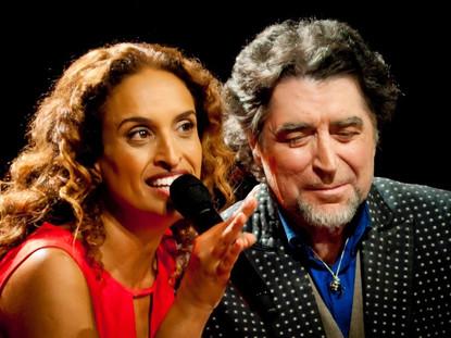 Noa and Joaquin Sabina In Concert – TVE
