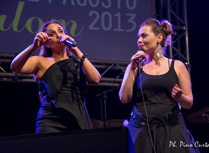 Noa and Mira Awad in Roccella – Photo Gallery by Giuseppe Curtale.