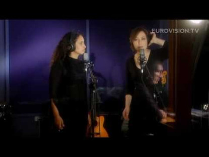 Eurovision – Noa & Mira Awad – There Must Be Another Way