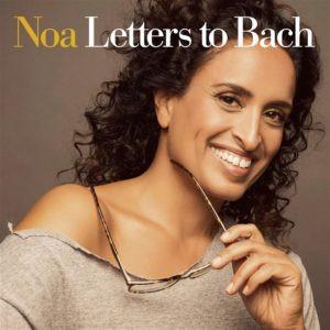 Noa (Achinoam Nini) Letters to Bach Album Cover