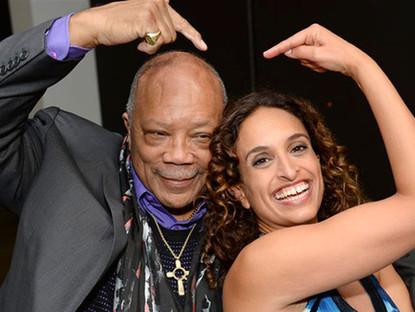 Quincy Jones Writes About Noa