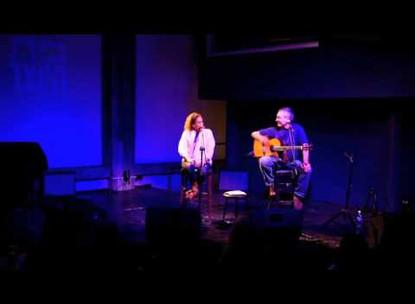 Noa and Gil Dor workshop in Israel 2014