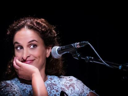 Noa's Birthday Concert in Zappa Hertzliya – By Nahum Leder