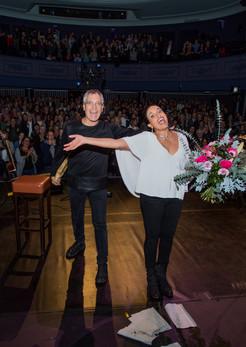 20171201 Noa & Gil Dor in Concert in Oberhausen Theater