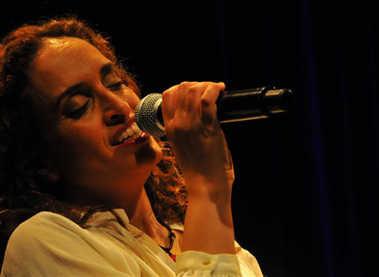 Noa in Concert in Zappa, Herzliya (Photo Gallery)