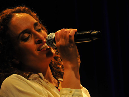 Noa in Concert in Zappa, Herzliya (Photo Gallery)