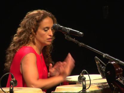 "Noa Drum Solo from ""keren or"" (live)"