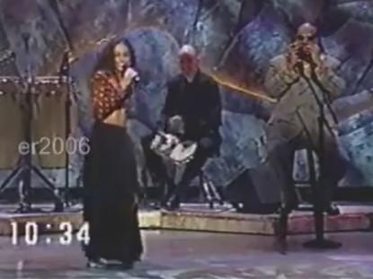 Noa and Stevie Wonder – Child of Man