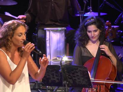 Noa – Shalom – A Paz (Live)