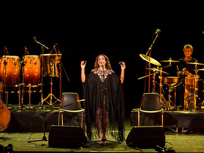 Noa in Concert in Bologna, Italy – By Salvatore Geremicca