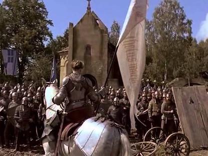 Joan of Arc Original Soundtrack – My heart calling by Noa & Eric Serra