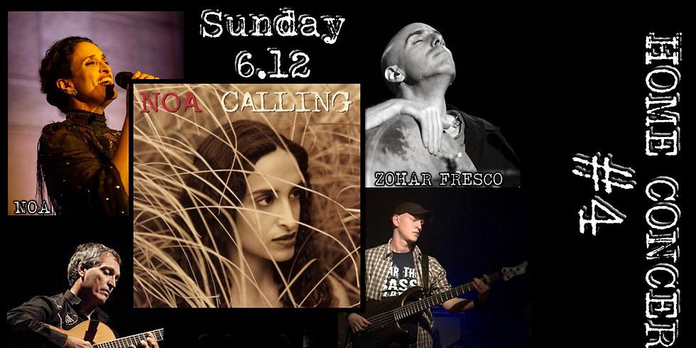 "Noa Live Streaming Concert #4 ""Calling"""