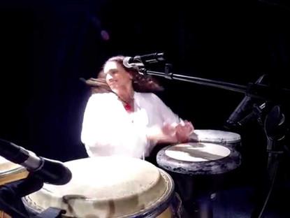 Noa's New Drum Solo (Live)