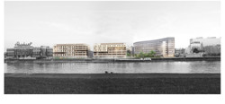 perspective depuis la Seine
