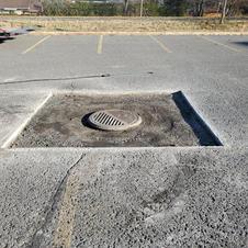 Manhole level adjustment