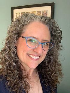 Podcast host Julie Rose