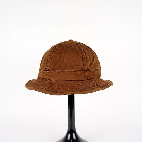 Luddite Tabi Hat (Brown)