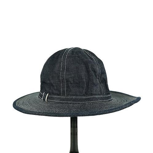 Denim Camp Hat