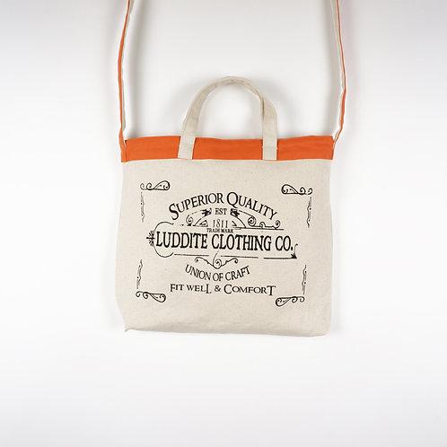 Luddite Original Canvas Tote bag (Special Edition)