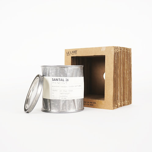 Luddite x Labo - Santal 26