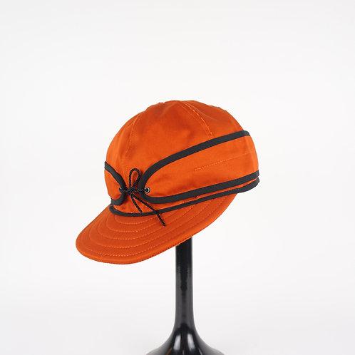 Luddite New Hunter Cap (Orange)