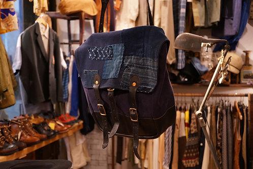 Luddite x AC Boro Leather Lunch Bag