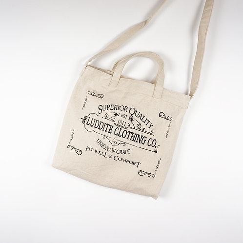 Luddite Original Canvas Tote bag