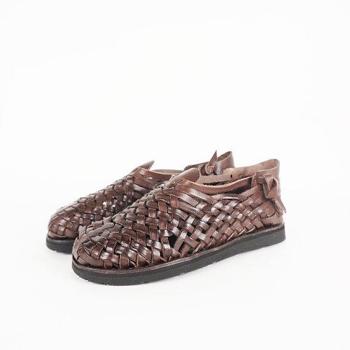 Men's Huarache Boot - Brown