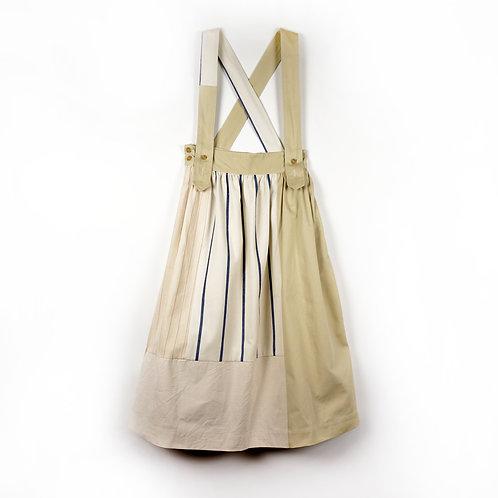 Luddite Original Patched Sling Worker Skirt (Original)