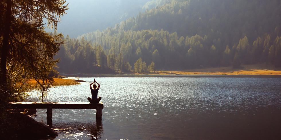 Komm in Deine Mitte - durch Meditation