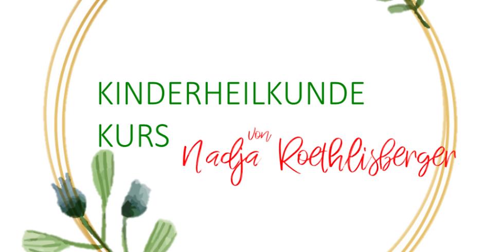 Kinderheilkunde Kurs online von Nadja Röthlisberger