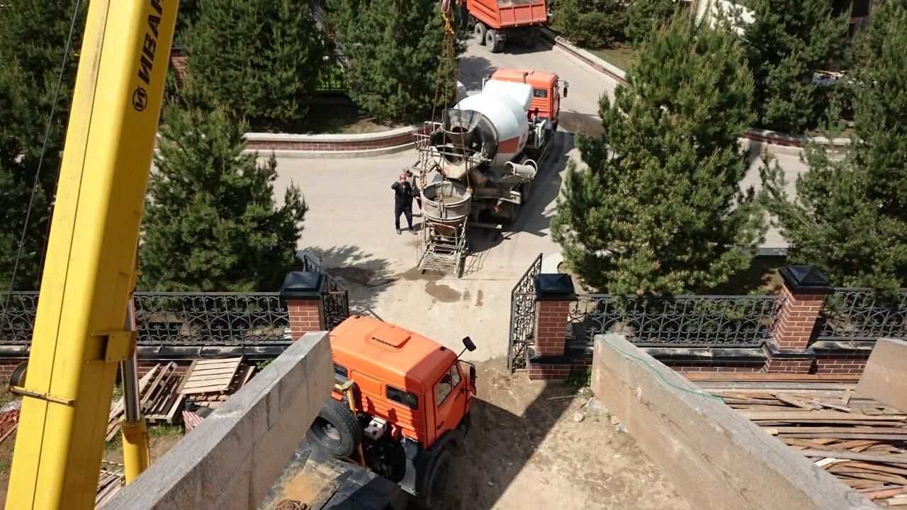 Доставка бетона в Лапино