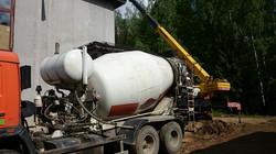 Доставка бетона Большое Сареево