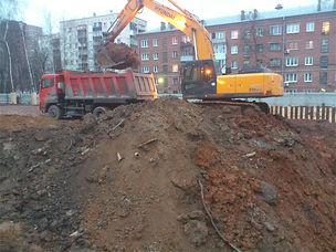 Вывоз грунта Одинцово