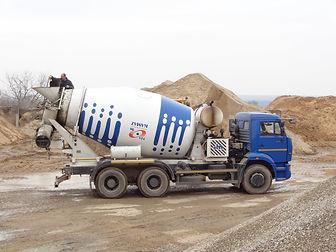 купить бетон в Красногорске
