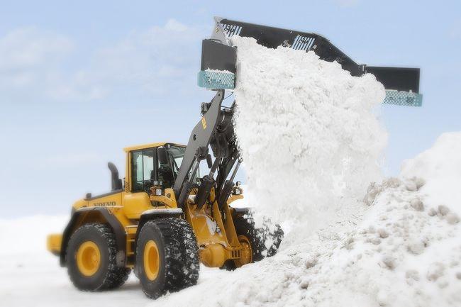 Вывоз снега Красногорск