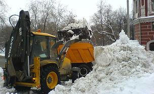 Вывоз снега Одинцово