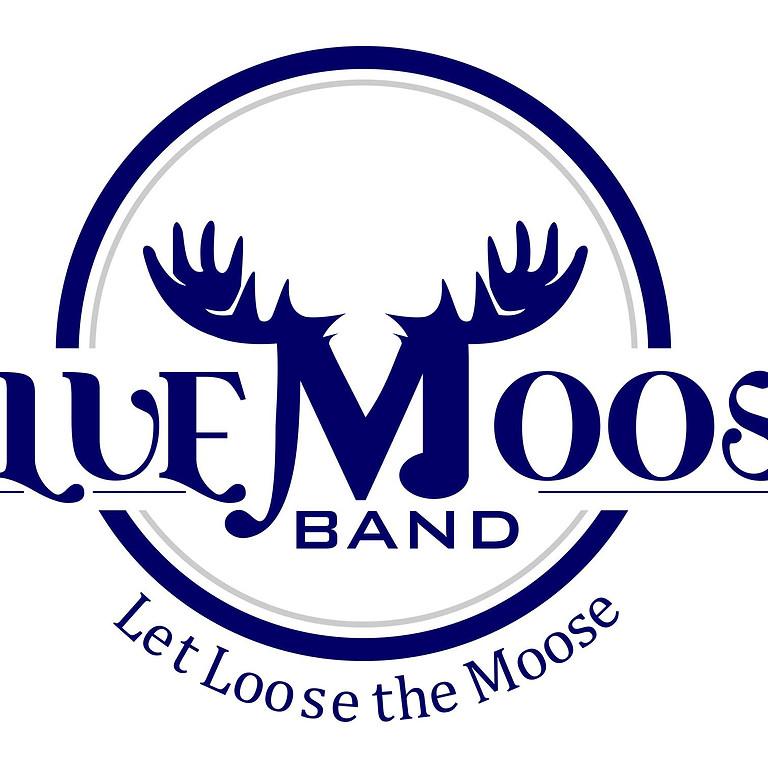 Blue Moose @ Bedford Fall Foliage Festival