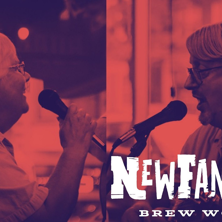 Acoustic Moose @ Newfangled Brew Works