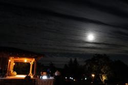 Full moon wedding night